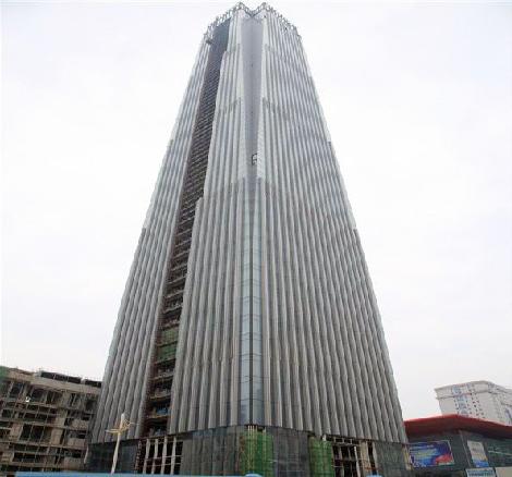 球吧网直播手机广西南宁金融广场项目案例