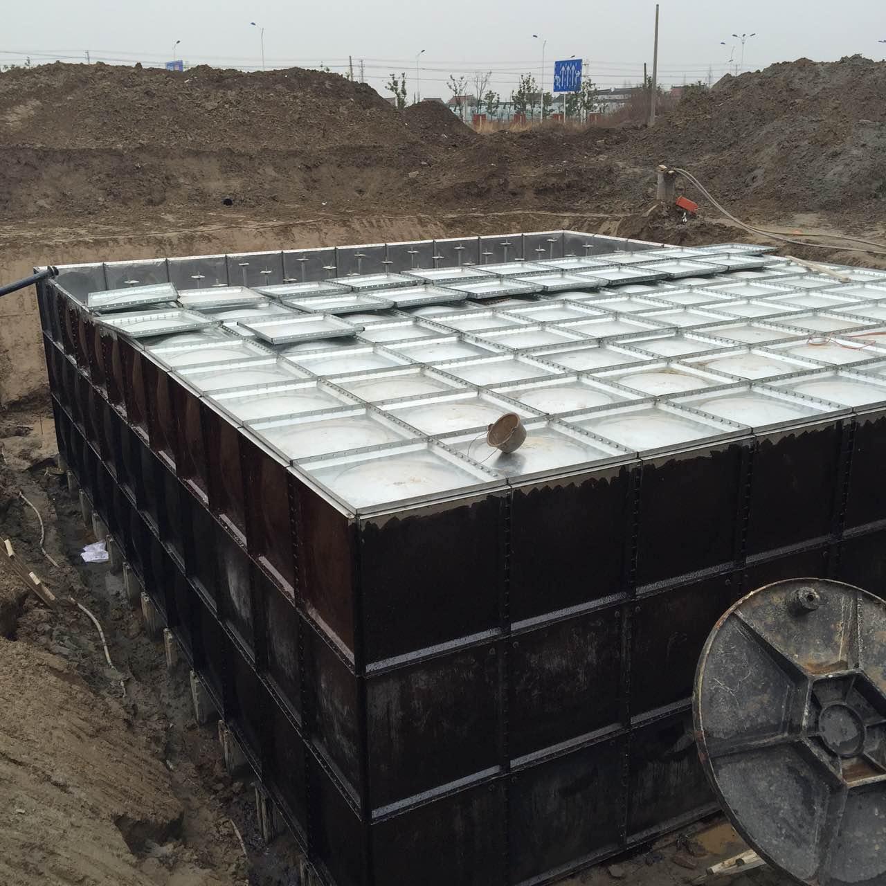 地埋式成套一体化消防泵站