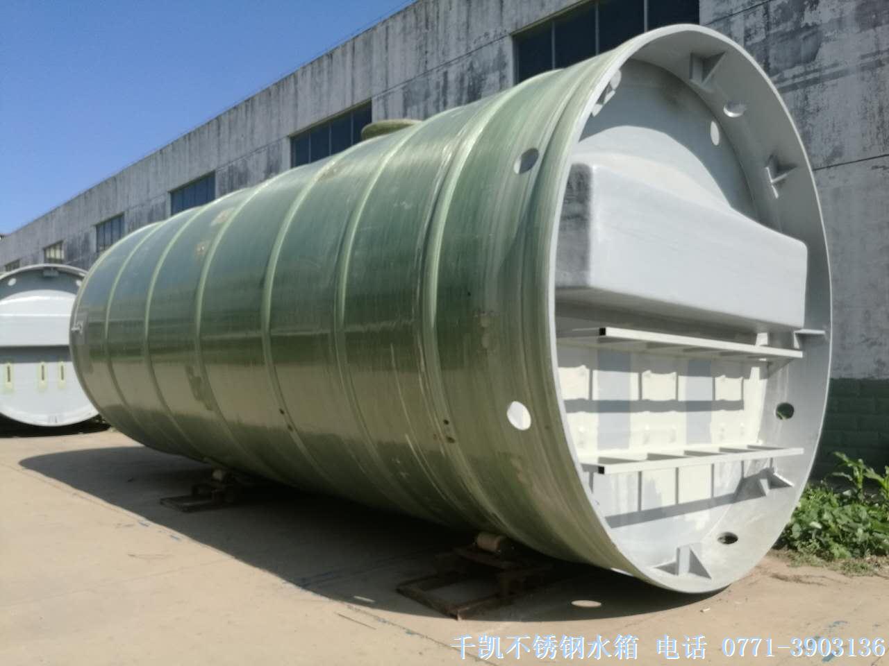 广西一体化预制泵站